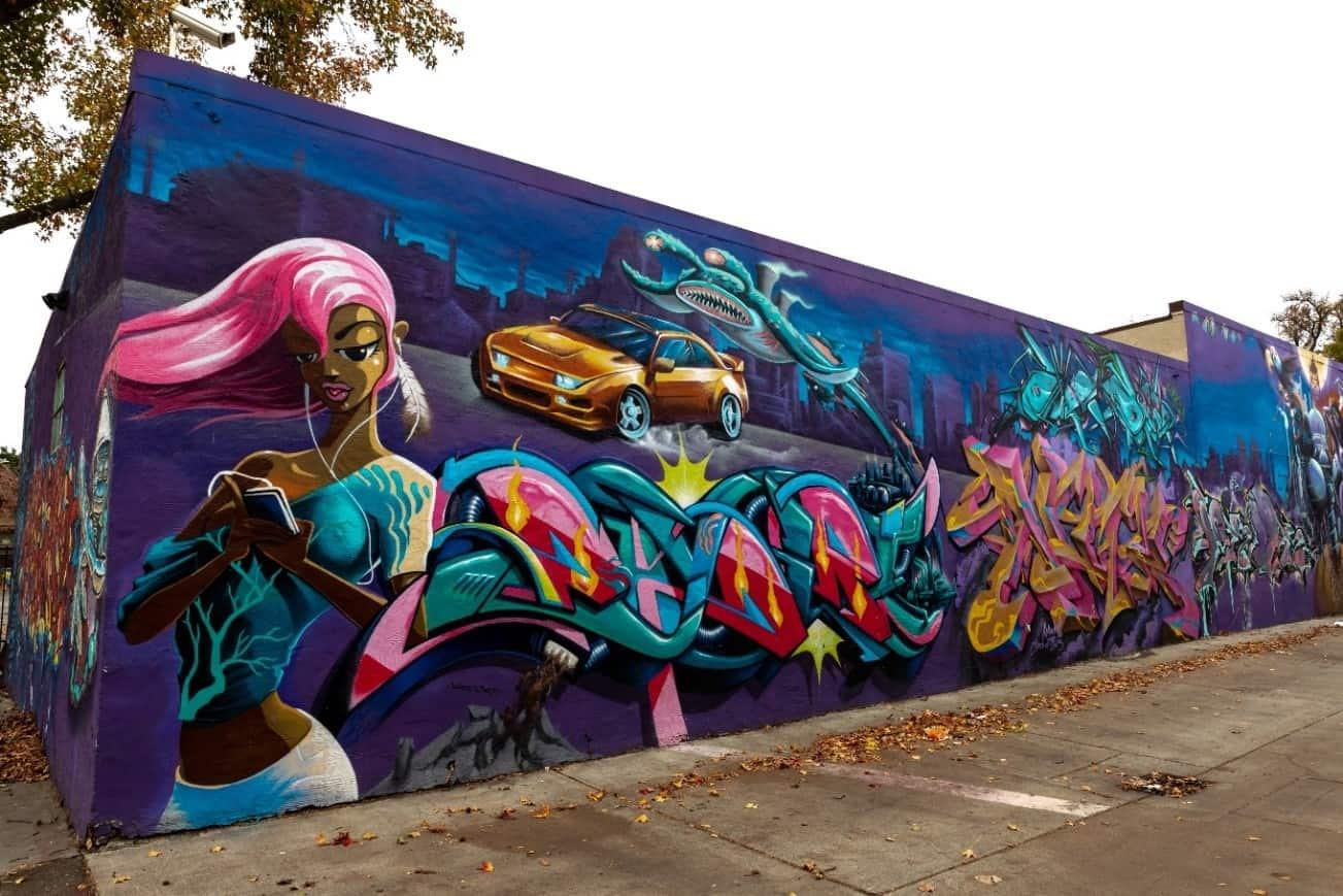 1 Graffiti